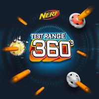 TESTE DE ALCANCE NERF 360