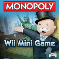 MONOPOLY Wii Mini-Game