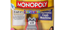 MONOPOLY Crazy Cash Game