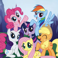 MY LITTLE PONY - A la rencontre des poneys