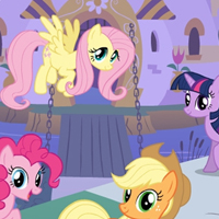 Game: Castle Creator, MY LITTLE PONY Friendship is Magic