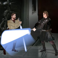 STAR WARS: JEDI VS JEDI GAME