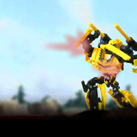 TRANSFORMERS - Flight of the Bumblebee Game