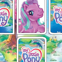 Classic Game: My Little Pony Matching Game