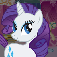 MY LITTLE PONY - Joue avec Rarity