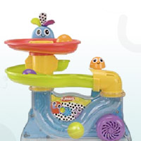 PLAYSKOOL - Explore 'N Grow Busy Ball Popper  - Interactive Demo