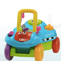 PLAYSKOOL - Explore 'N Grow Step Start Walk 'N Ride  - Interactive Demo