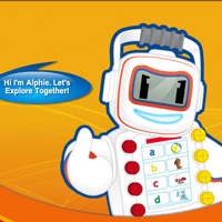 PLAYSKOOL ALPHIE Demo