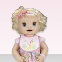 BABY ALIVE - Learns To Potty Doll - Interactive Demo