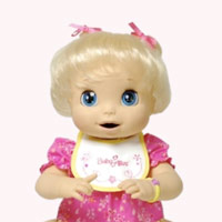BABY ALIVE - Real Surprises Doll - Interactive Demo