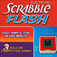 SCRABBLE Flash Demo