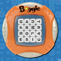 BOGGLE Game - Interactive Demo