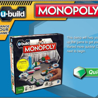 MONOPOLY U-Build Quick Start Guide