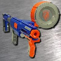 Nerf N-Strike Demo