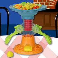 PLAY-DOH Spaghetti Factory Demo
