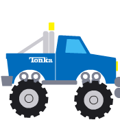 Tonka Off-Road Driving Game
