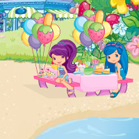Berry Cool Beach Party