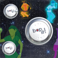 BOP IT - Pinball - Game