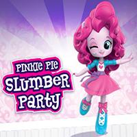 Pijamada de Pinkie Pie