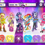 Equestria Girls: Repeat the Beat