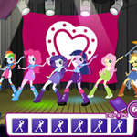 Equestria Girls Dance Studio