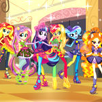 Equestria Girls: V.I.F.