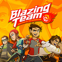 Blazing Team Game