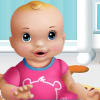 BABY ALIVE - Playtime Game