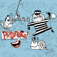 PICTUREKA! Wacky Collection Game