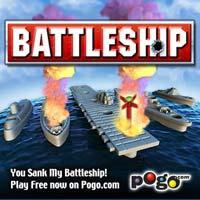 BATTLESHIP Pogo Game
