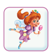 CANDY LAND Mama Gingertree's Tic Tac Toe Game