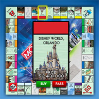 MONOPOLY Arcade Challenge Game