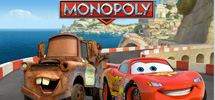 MONOPOLY Cars 2 Game