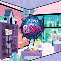 LITTLEST PET SHOP - Игра