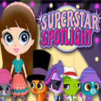 LITTLEST PET SHOP SuperStar Spotlight