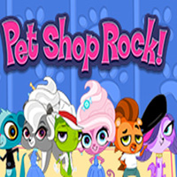 Littlest Pet Shop RocksOyunu