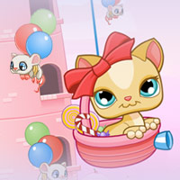 LITTLEST PET SHOP - Kätzchenbonbons