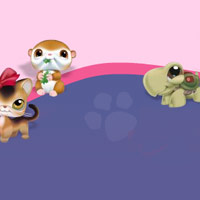 Littlest Pet Shop Tricks 'N Talents Show