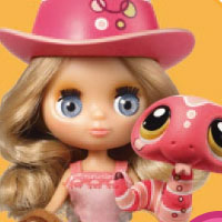 LITTLEST PET SHOP Where's That LPS Girl?