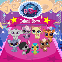 Littlest Pet Shop Spiel: Talent Show