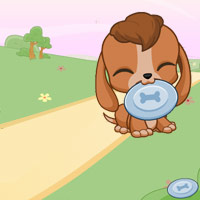 LITTLEST PET SHOP - Frisbeepeli