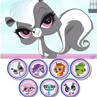 LPS Dress Up the Pets