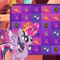 Play The Magical Match Three Online Game and Bring Back Colour to Equestria!