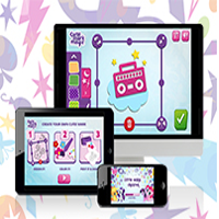 Онлайн игра My Little Pony Cutie Mark Creator в мире Понивиль