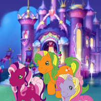 Classic Game: My Little Pony Friendship Ball Sticker Book