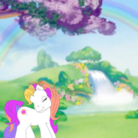 Classic Game: My Little Pony Ponyville Sticker Book