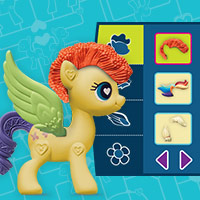 My Little Pony POP PonyMaker Free Online Game