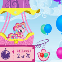 Pinkie Pie's Party Game: Help Pinkie Pie Prepare for Her Party!