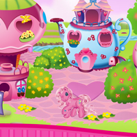 MY LITTLE PONY - Ponyville Game