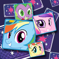 MY LITTLE PONY - JEU MEMO